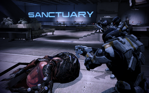 Priority horizon - welcome to sanctuary