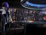 Омега: Ариа Т'Лоак (Mass Effect 3)