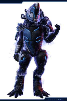 MP Krogan Shaman Adept