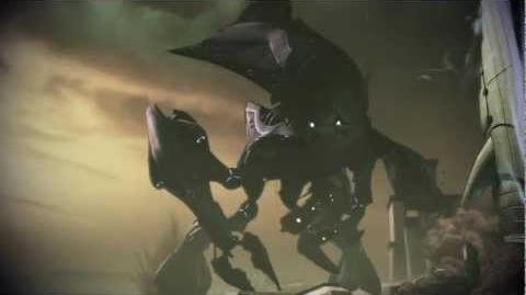 Mass Effect 3 - Against All Odds Trailer (Deutsch)