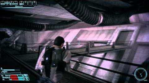 Mass Effect Walkthrough Part 86 Feros Varren Meat No Commentary