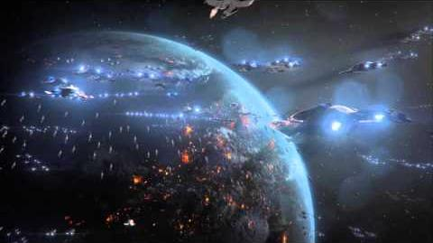 Mass Effect 3 Sword fleet arrive 1080p