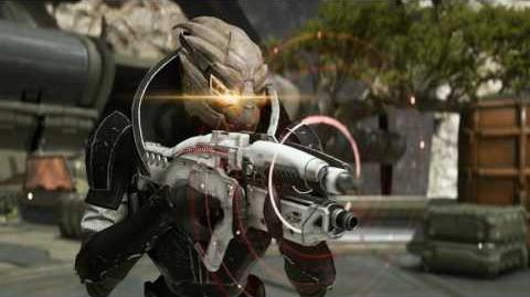 Mass Effect Andromeda Multiplayer Trailer