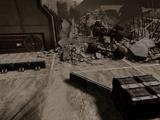 Tuchanka: Kolektor spalin