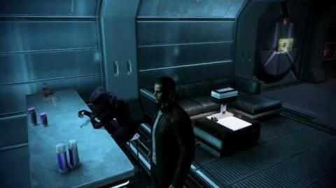 Mass Effect 3 - Tali Ivre (Romancée)