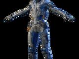 Deep Space Explorer Armor