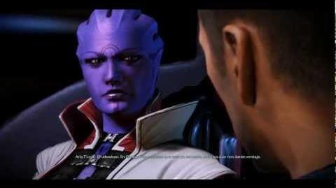 Intro Mass Effect 3 Omega Español HD