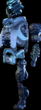 MEA Angaran Commando Armor Set