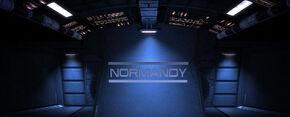 Normandy - Navigation's Deck