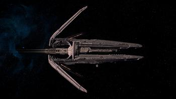 Paarchero orbital