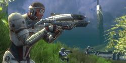 Codex ME - First Contact War