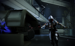 Priority citadel 2 - cerberus dynamic entry