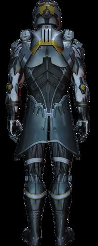 Броня Тень ME3 (2)