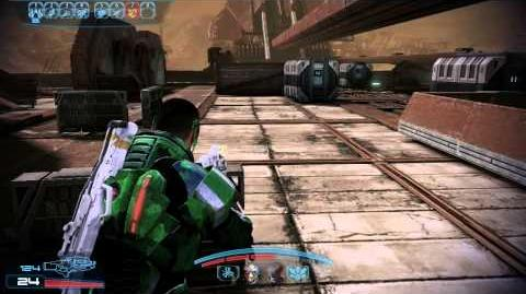 Mass Effect 3 Part 24 (N7 Нападение Цербера - Тучанка)