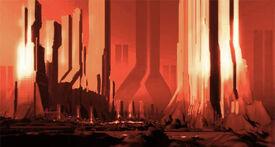 Prothean City Vision (ME)