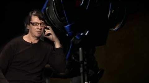 Mass Effect™ 2 - Maciej Maleńczuk jako kapitan Bailey
