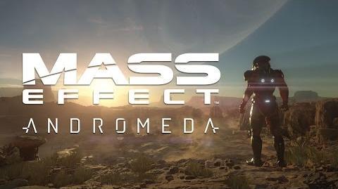 Mass Effect™ Andromeda - oficjalne wideo zapowiadające grę E3 2015