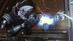 Citadel final battle - warlord destroyer tagteam