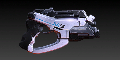 mass effect andromeda best pistol