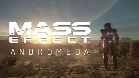 MASS EFFECT™ ANDROMEDA Премьерный трейлер E3 2015