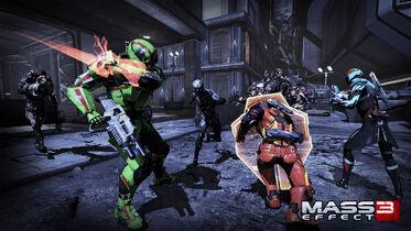 ME3 DLC Земля 3