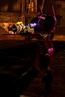 ME2 Разрушитель с ракетницей