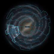 Territorio Espacio Exterior del Consejo