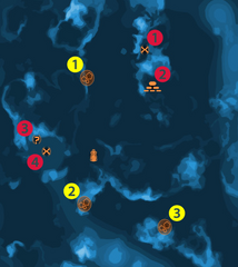 Антібар мапа