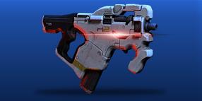 ME3 Hornet Smg