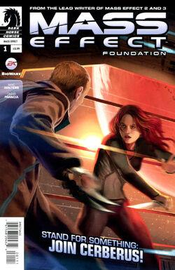 Mass Effect - Foundation 1