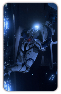 Codex MEA - Jump-Jets