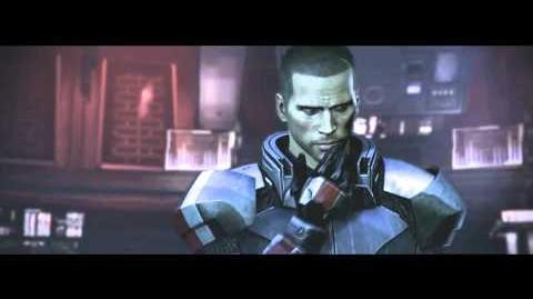 Mass Effect 3 - Shepard Rises