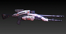 Mantis-Präzisionsgewehr