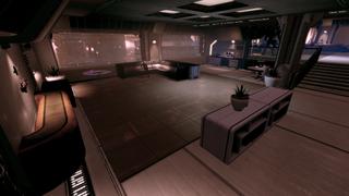 Omega - morinth's apartment