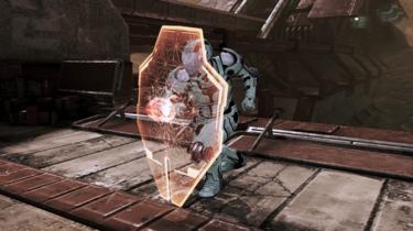 ME3 Паладин N7 Ближний бой 2