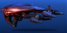ME3 Reaper Blackstar Heavy Weapon