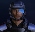 ME3 securitel helmet