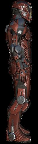Броня Инферно ME3 (3)