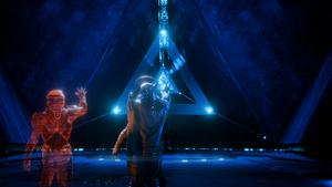 Archon versucht auf Habitat 7 die Relikte-Tech zu bedienen MEA Pic
