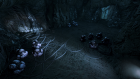 Attican traverse - charr's resting place