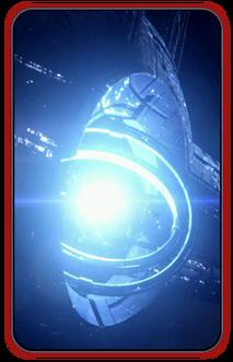 Codex MEA - Technology Mass Effect Fields