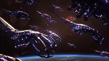 Reaper-ships