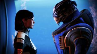 Romance Shepard Garrus