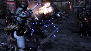 ME3 combat - heavy weapons demo