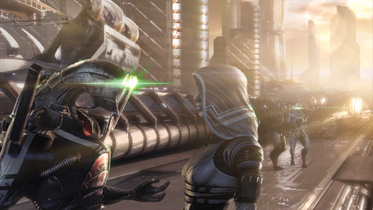 Mass Effect 3 EC 25