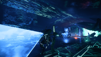 Voeld vault - bonus room remnant 2