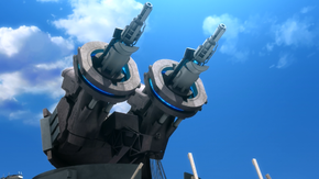 Fehl prime - charging defense cannon