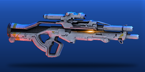 ME3 Raptor Sniper Rifle
