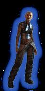 ME2 Jack Loyal Outfit