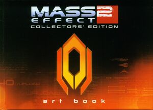 Mass Effect 2 Collectors' Edition Art Book picture